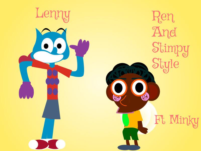 Lenny's Nicktoon-Jam-a-rama 1-2: Len and Mimky