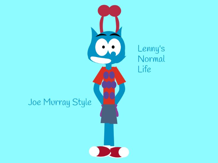 Lenny's Nicktoon-Jam-a-rama 1-4: Lenny Normal Life