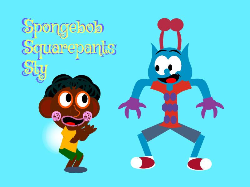 Lenny's Nicktoon-Jam-a-rama 1-8: Who live's in a-