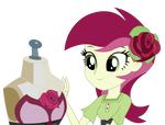 Vector - EqG Roseluck (Profile)