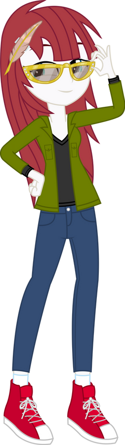 Vector - Equestria Girls Faust