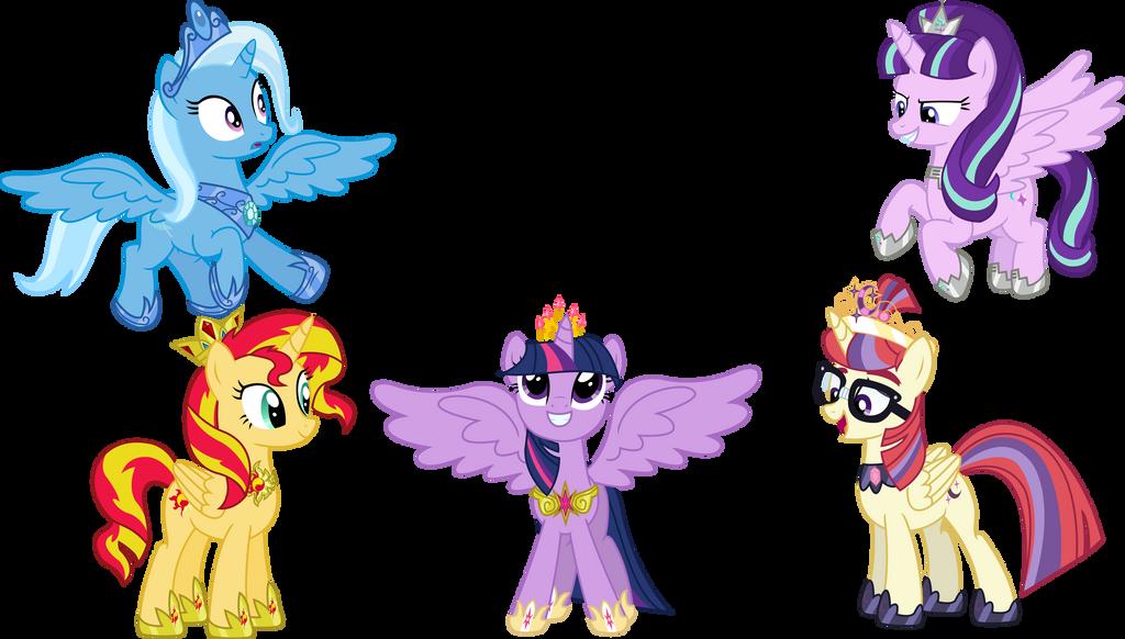 My Little Pony Kids Glasses