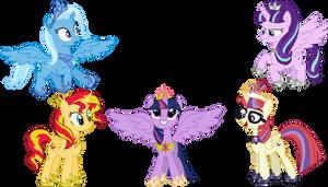 Request - ALL The Alicorns!