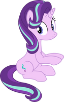 Vector - Silent Starry by SketchMCreations