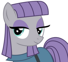 Vector - When She Smiles by SketchMCreations