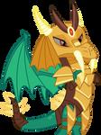 Vector - Masked Dragon