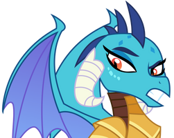 Vector - Sassy Ember by SketchMCreations
