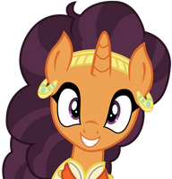 Vector - Happy Saffron by SketchMCreations