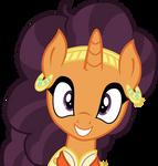 Vector - Happy Saffron