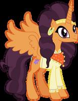 Vector - Princess Masala by SketchMCreations