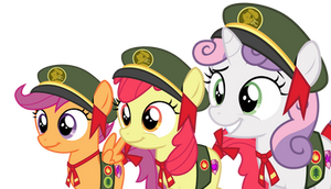 Vector - Filly Scout CMC