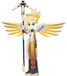Commission - Equestriawatch [Mercy] (5/6)