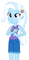 Vector - Camp Everfree Trixie