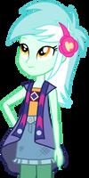 Vector - Everfree Fashionista Lyra Heartstrings