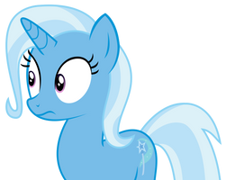 Vector - Startled Trixie by SketchMCreations
