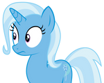 Vector - Startled Trixie