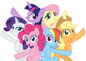 Vector - Best Friends Until The End Of Time by SketchMCreations