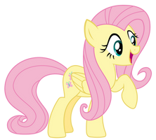 Vector - Buttershy by SketchMCreations