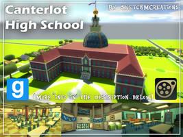 Map - Canterlot High School