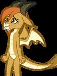 Vector - Am real dragon