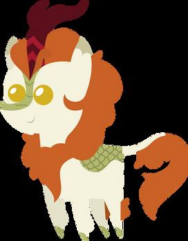 Pointy Pony - Autumn Blaze
