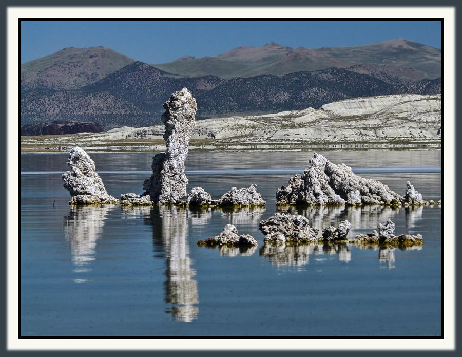 Mono Lake by ariseandrejoice