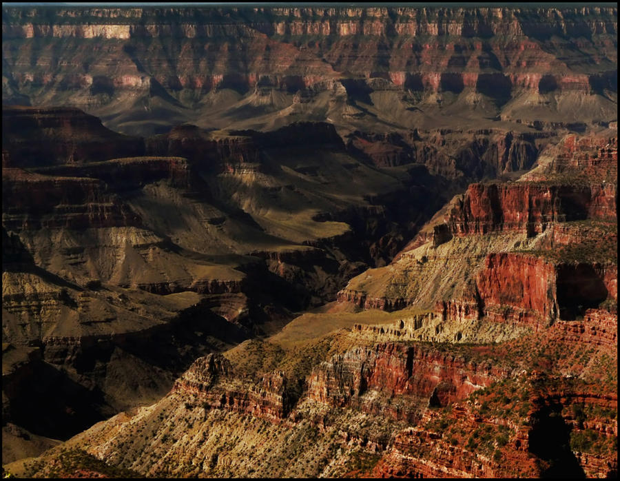 the wonder of the Grand Canyon by ariseandrejoice