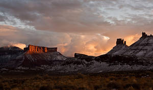 Winter in Utah by ariseandrejoice