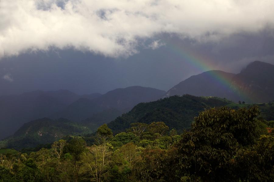 Colombian Skies by ariseandrejoice