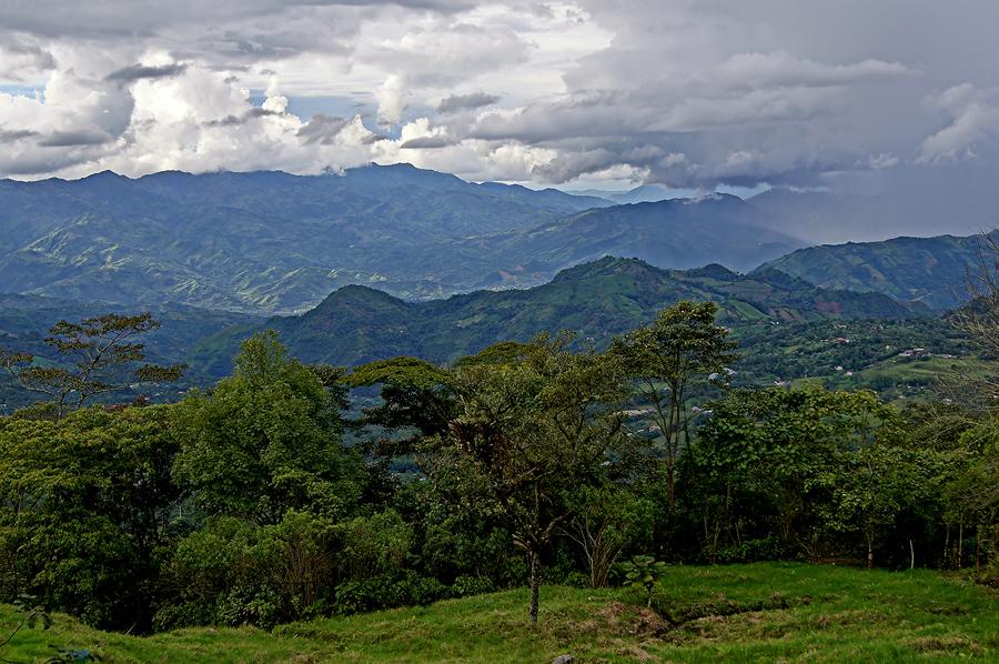 Colombian Countryside by ariseandrejoice