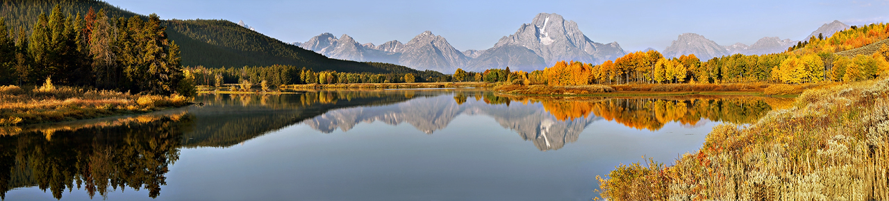 Pristine Panorama by ariseandrejoice