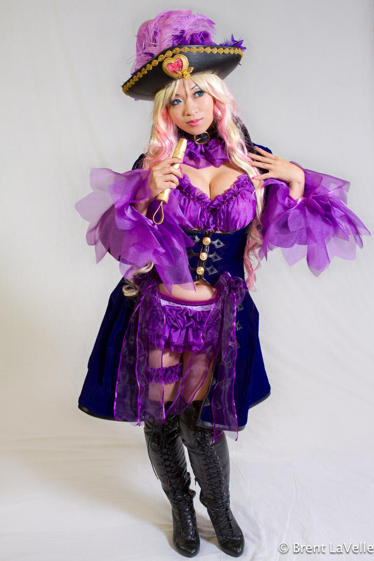 Pirate Sheryl3 - Macross Frontier by lavelle