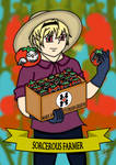 Heroes of Today: Leo the Sorcerous Farmer by jules1998