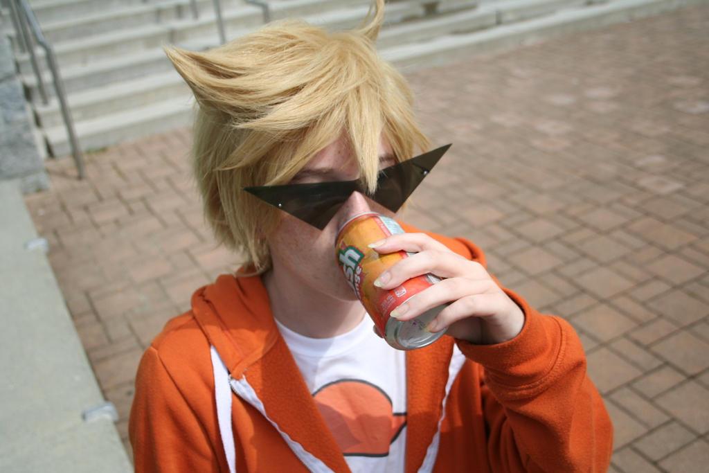 Orange Soda by Anime-Twin