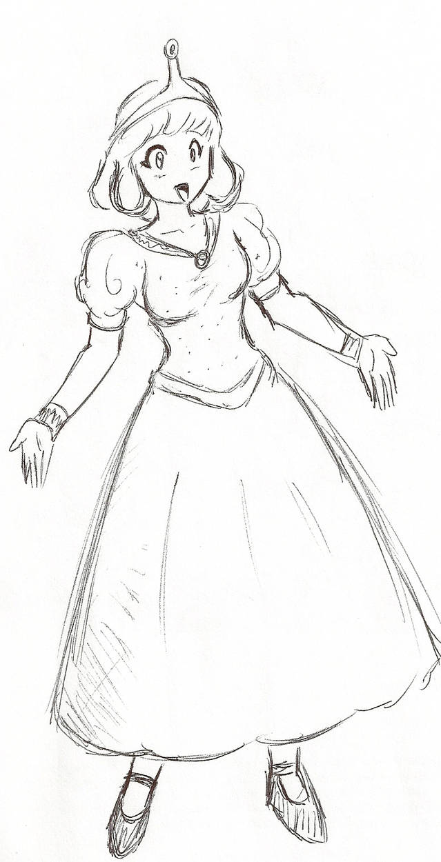 La Dulce Princesa Loli By Orochivan On Deviantart