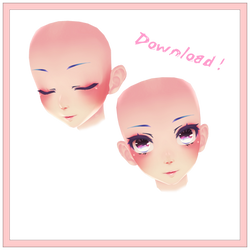 [MMD] TDA Face Edit Download