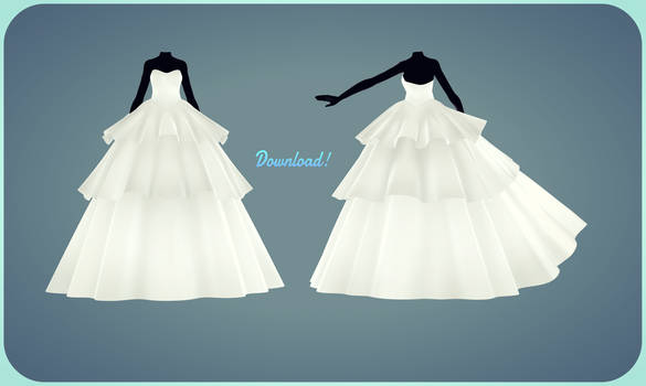 [MMD] Better Dress update (Six Layer now on 3)
