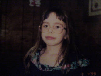 Little Me in glasses by SukoKitsune