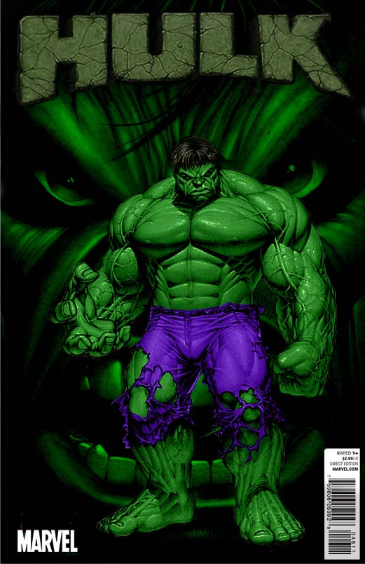 Hulk Comic Book Cover by AlexandreLandry on DeviantArt