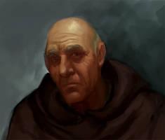 Monk by RMangano