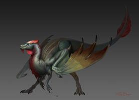 Dragon Concept by RMangano