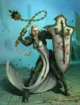 Female Crusader