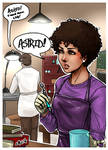 Poor Astrid