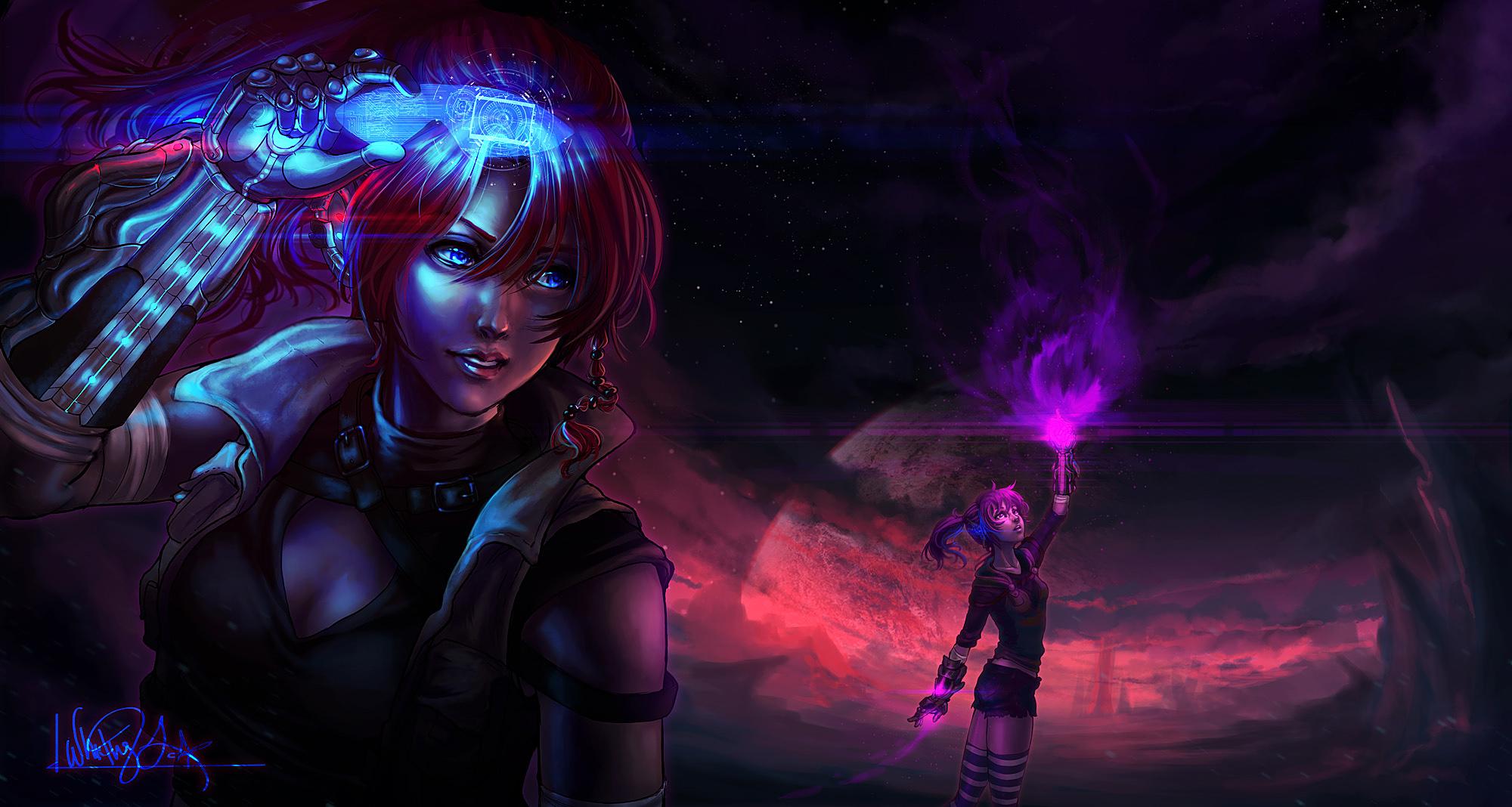 The Dark Planet by Dreamerwhit95