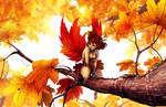 The Maple Fairy