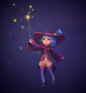 The Little Mage