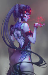 Widowmaker by DreamerWhit