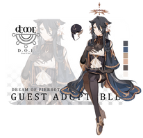 (CLOSED) D.O.P Guest Adoptable by M1l1