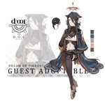 (CLOSED) D.O.P Guest Adoptable