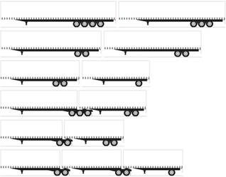 Curtain side trailers by MisterPSYCHOPATH3001